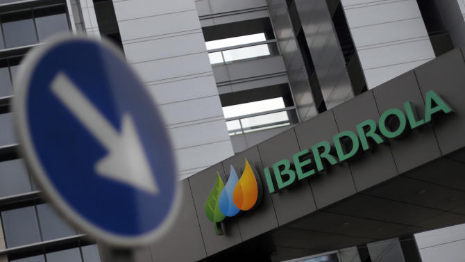 "The exterior of Spanish energy company Iberdrola is seen, in Madrid, Spain, Saturday, Dec. 29, 2012. President Evo Morales has nationalized electricity distribution subsidiaries of the Spanish energy company Iberdrola. Morales issued a decree Saturday allowing the takeover of shares in Empresa de Electricidad de La Paz (Electropaz) and Empresa de Luz y Fuerza de Oruro (Elfeo), which supply energy in the Andean nation. Soldiers guarded the installations of the electricity distribution companies, marked with signs reading: ""Nationalized"". (AP Photo/Andres Kudacki)"