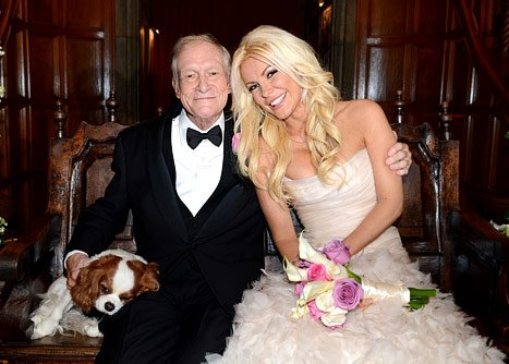Hugh Hefner Marries Crystal Harris: New Details and Pictures!
