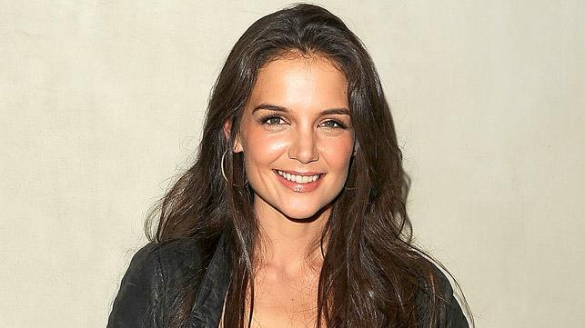 Katie Holmes Giorgio Armani Vanity Fair Private Dinner In Los Angeles