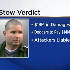 Giants Fan Awarded Millions In Lawsuit Against Dodgers For Parking Lot Beating