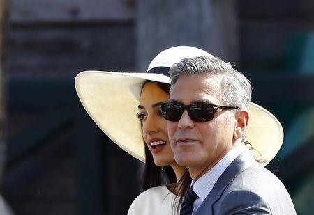 George Clooney criticizes Hollywood in Sony cyber attack