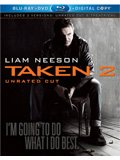 Taken 2 Box Art