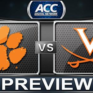 Preview | Clemson vs Virginia | ACC Digital Network