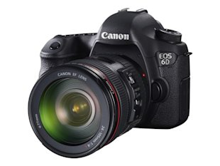 For those who want camera functions only, there is also a 6D variant without built-in WiFi and GPS support.