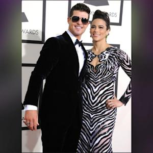 Robin Thicke Gives Advice On Love