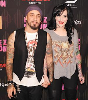 Backstreet Boys' A.J. McLean, Wife Expecting a Baby!