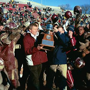 Looking Back at the 2003 Colgate Football Team