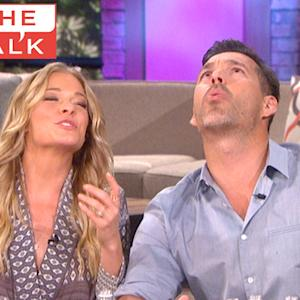 The Talk - LeAnn Rimes and Eddie Cibrian's Singing Duet Challenge
