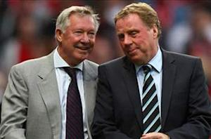 Harry Redknapp: Officials were afraid to upset Sir Alex Ferguson