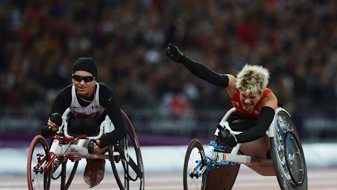 2012 London Paralympics - Day 7 - Athletics