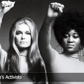 Top 10 Women'€™s Activists