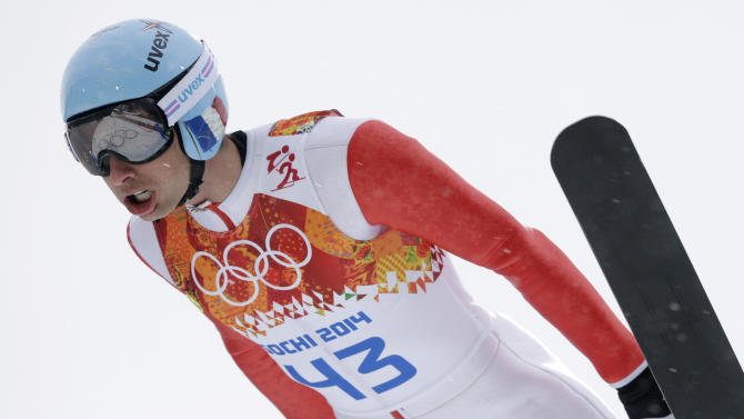 Graabak wins gold in Nordic combined large hill