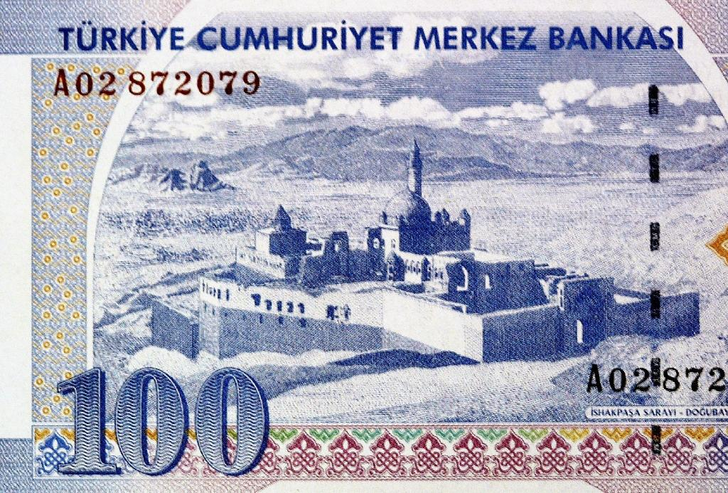 Turkish lira slides to new low on inflation concerns