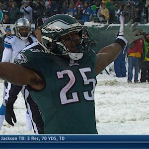 Week 14: Philadelphia Eagles running back LeSean McCoy highlights