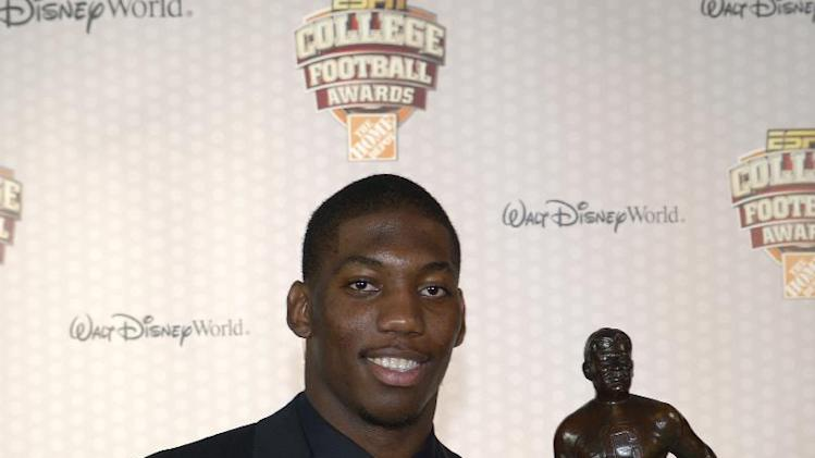 Michigan St CB Darqueze Dennard wins Thorpe Award