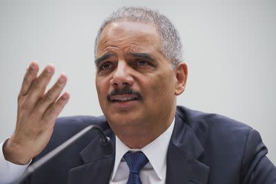 Why the GOP hates Eric Holder so much