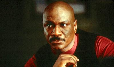 Ving Rhames as Luther Stickell in Paramount's Mission Impossible 2