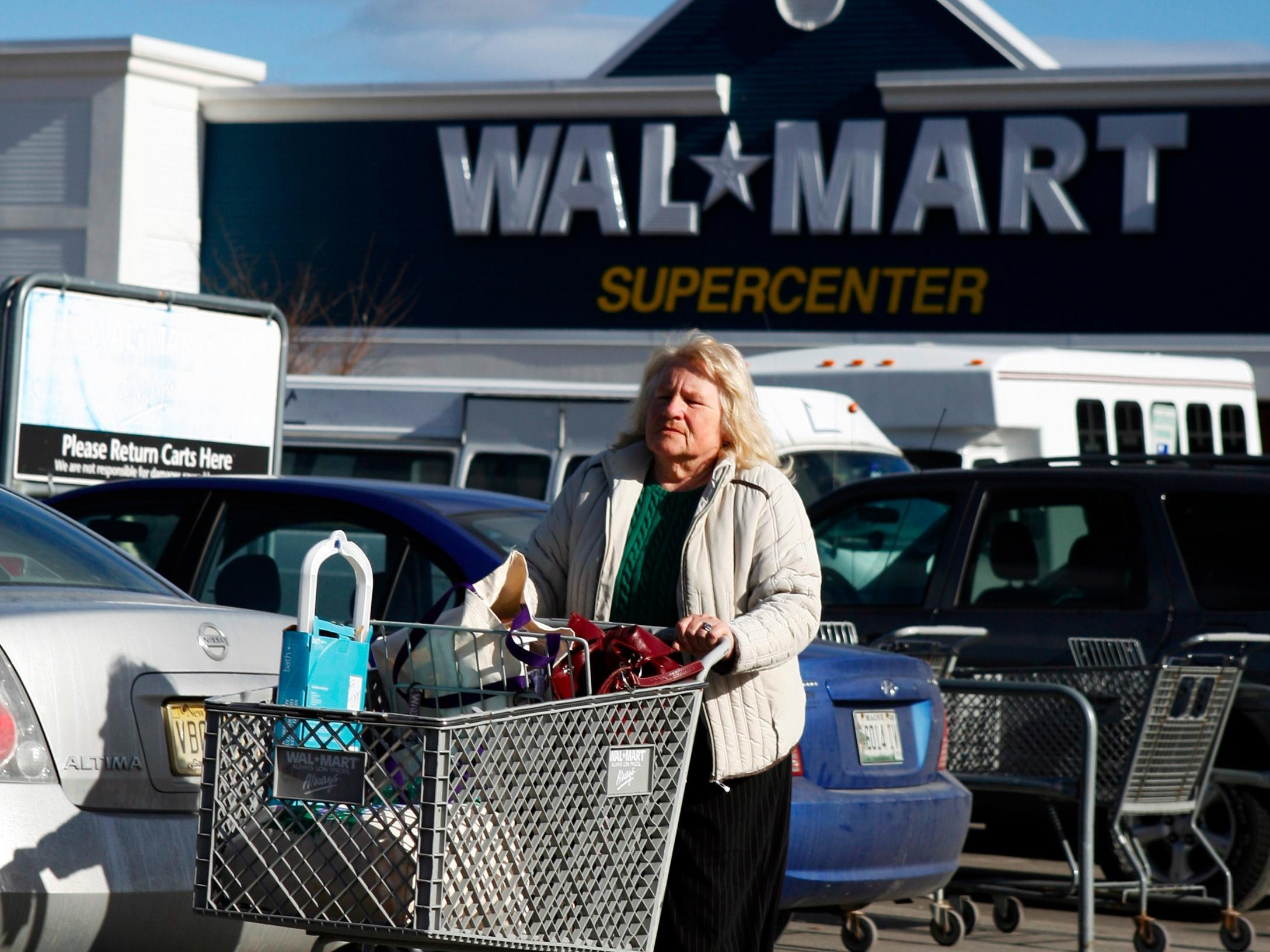 The 5 stores that Walmart mysteriously closed are finally reopening