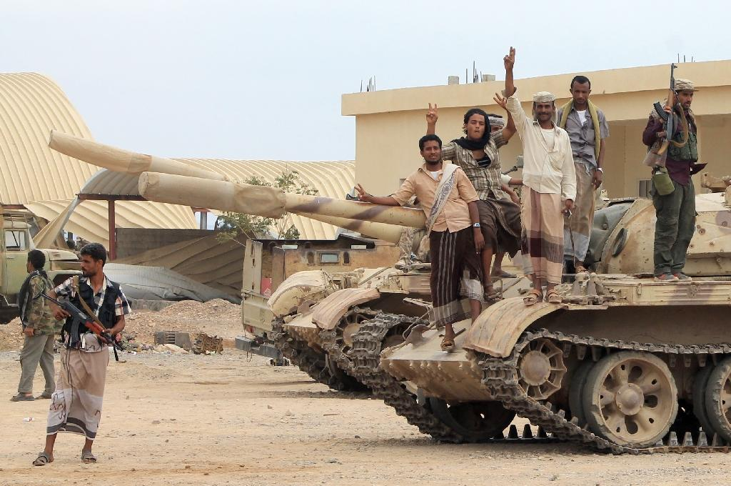US to give 'logistical, intelligence' support in Yemen