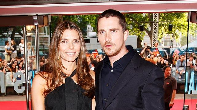 The Dark Knight UK Premiere 2008 Christian Bale