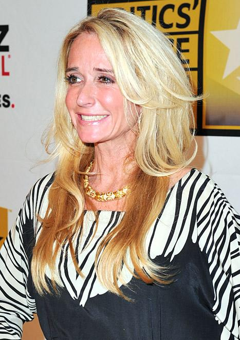 Did Kim Richards Get a Nose Job?
