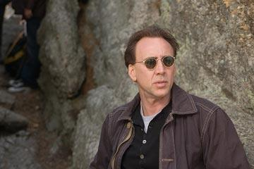 Nicolas Cage in Walt Disney Pictures' National Treasure: Book of Secrets