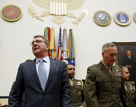 U.S. deploying new force to Iraq to boost fight against Islamic State
