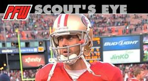 QB deficiency keeps 49ers from joining NFC elite