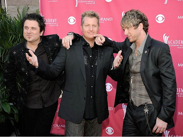 Rascal Flatts CMA Aw