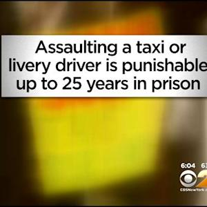 NYC Taxi Drivers Pushing Bill To Put Warning Signs In Cabs