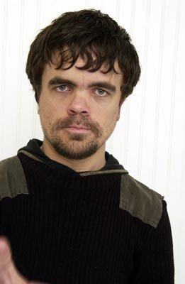 Peter Dinklage The Station Agent Sundance Film Festival 1/18/2003