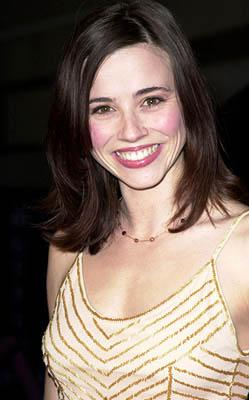 Linda Cardellini at the Hollywood premiere for Screen Gems' Slackers