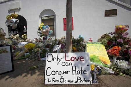 South Carolina to seek death penalty in Charleston church massacre