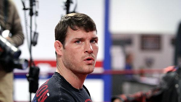 UFC 159 Victory Notched on His Belt, Michael Bisping is Opting for Surgery