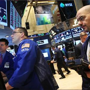 US Stocks Finish Mostly Higher After A Weak Start