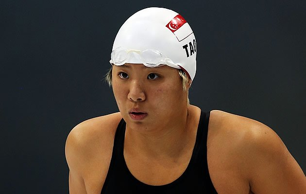 Tao Li's Olympic adventure has ended after she failed to reach the semi-final of the 100m backstroke (Getty)
