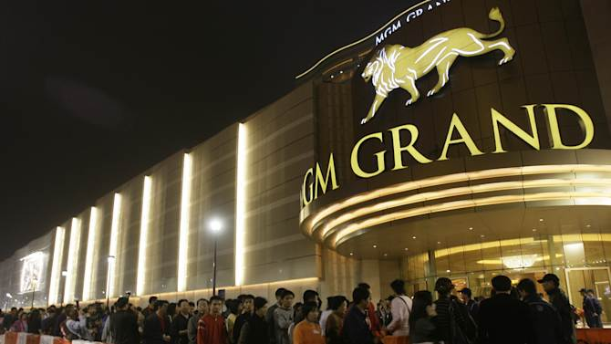 MGM China gets official OK for 2nd Macau casino