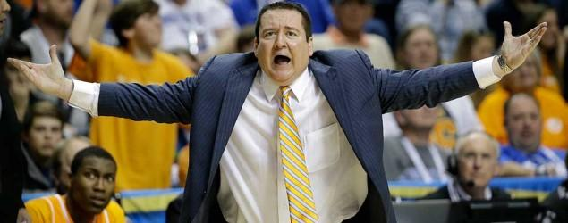 Tennessee fires basketball coach after one season