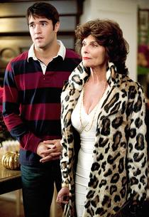 Josh Bowman and Adrienne Barbeau | Photo Credits: Colleen Hayes/ABC