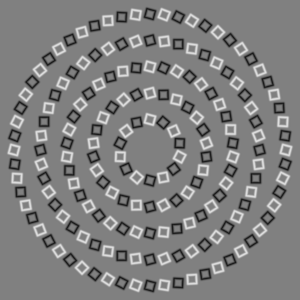 Headache-Inducing Spiral Illusion Explained