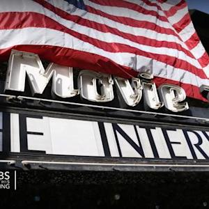 "Eye Opener: An enthusiastic America sees ""The Interview"""