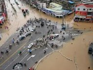 flooding china