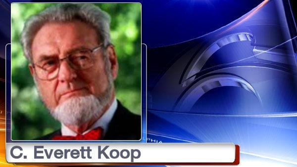 C. Everett Koop, ex-surgeon general, dies at 96