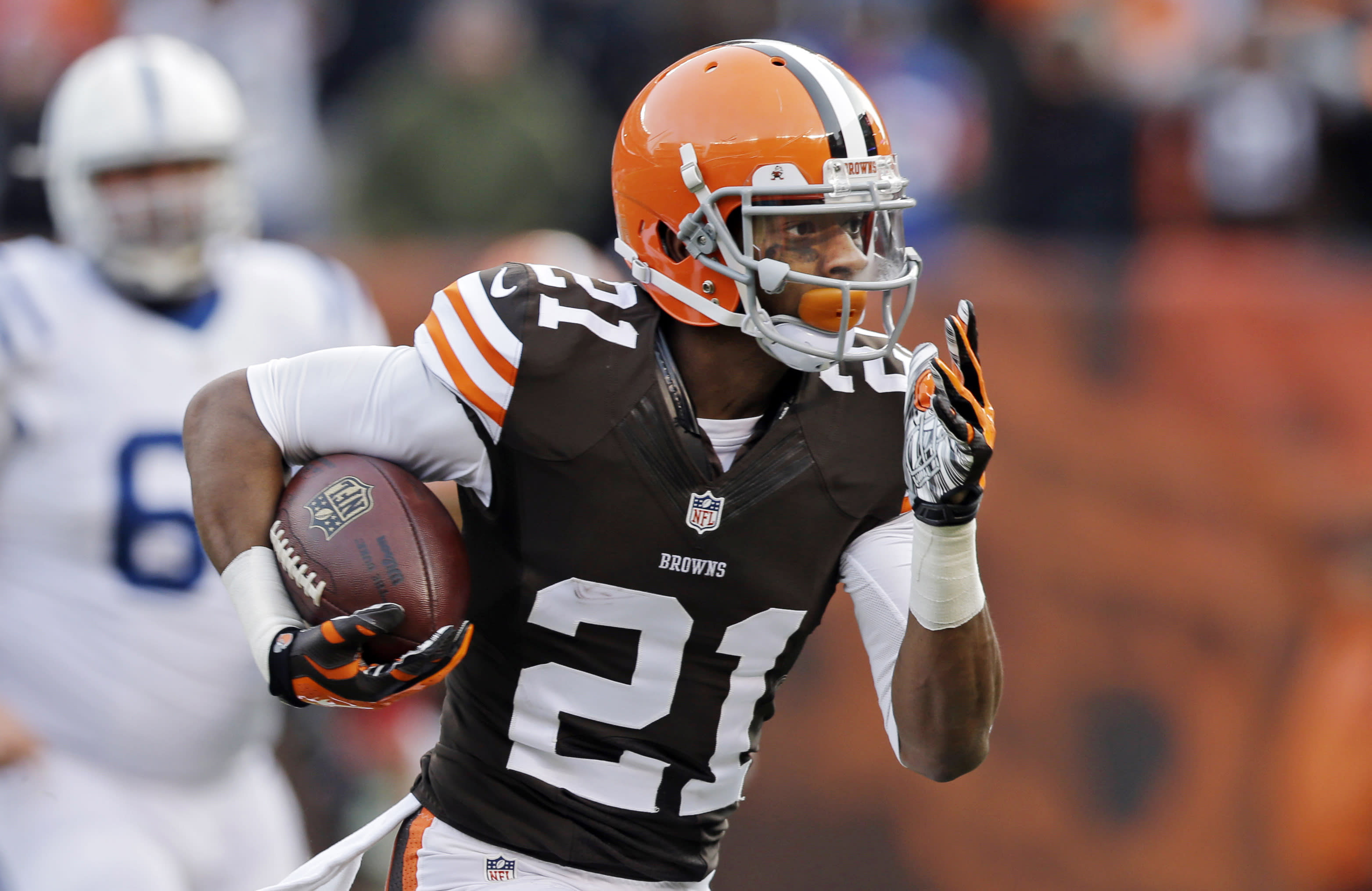 Browns rookie Justin Gilbert stung by criticism