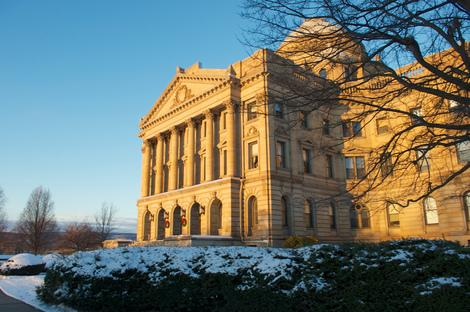 Pennsylvania's Magnificent Luzerne County Courthouse