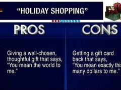 Pros and Cons: Holiday Shopping