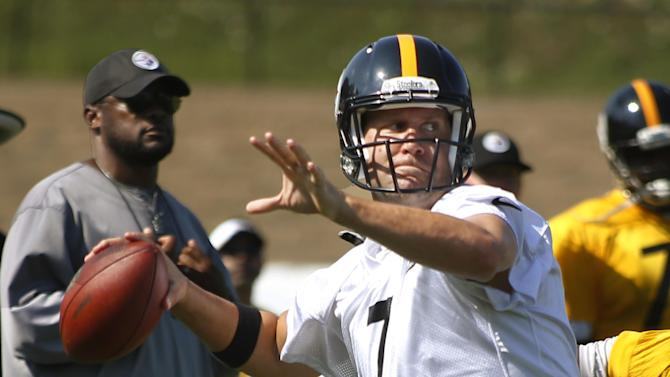 Roethlisberger OK with choice to wait on new deal