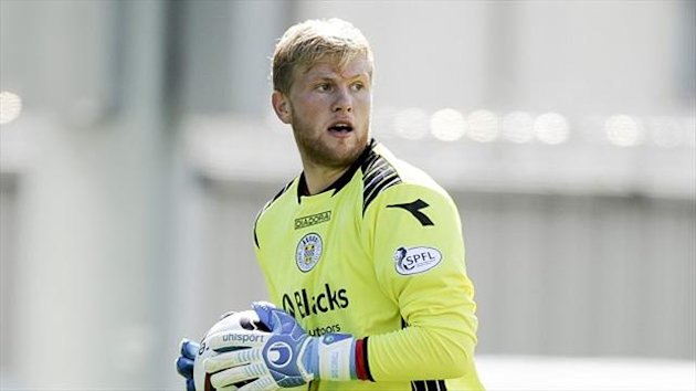 David Cornell has lost his place in the St Mirren team