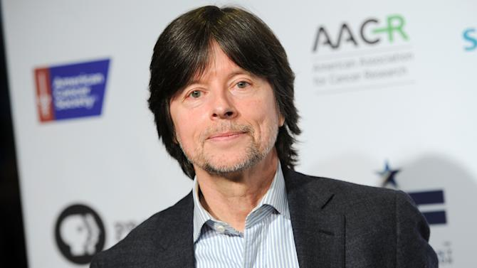 "FILE - In this Tuesday, March 24, 2015, file photo, executive producer Ken Burns attends a preview screening of ""Cancer: The Emperor of All Maladies,"" at the Time Warner Center, in New York. The three-part series will premiere on PBS, on Monday, March 30. (Photo by Evan Agostini/Invision/AP, File)"