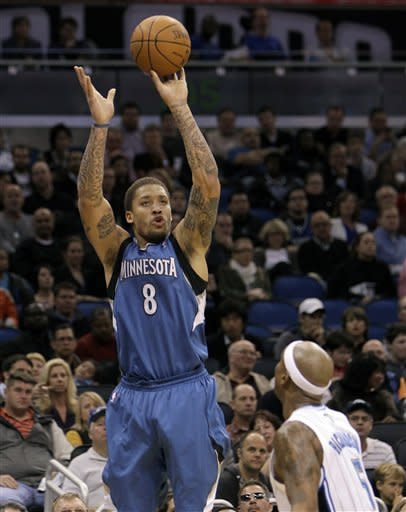Big 2nd half leads Magic past Timberwolves 102-89
